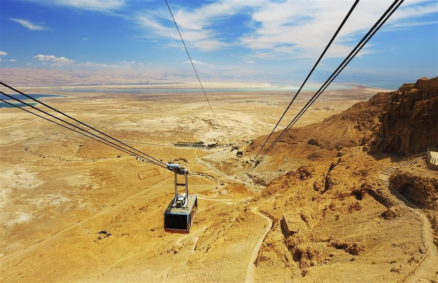 Show item 10 of 10. Gondola in Israel