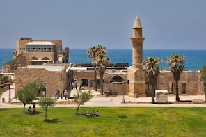 Caesarea, Haifa and Acre Private Tour from Jerusalem