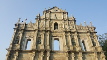 Macau City Sightseeing Tour (Pickup & Drop-off in Macau)