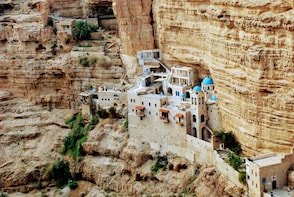 Bethlehem and Jericho Private Tour from Jerusalem