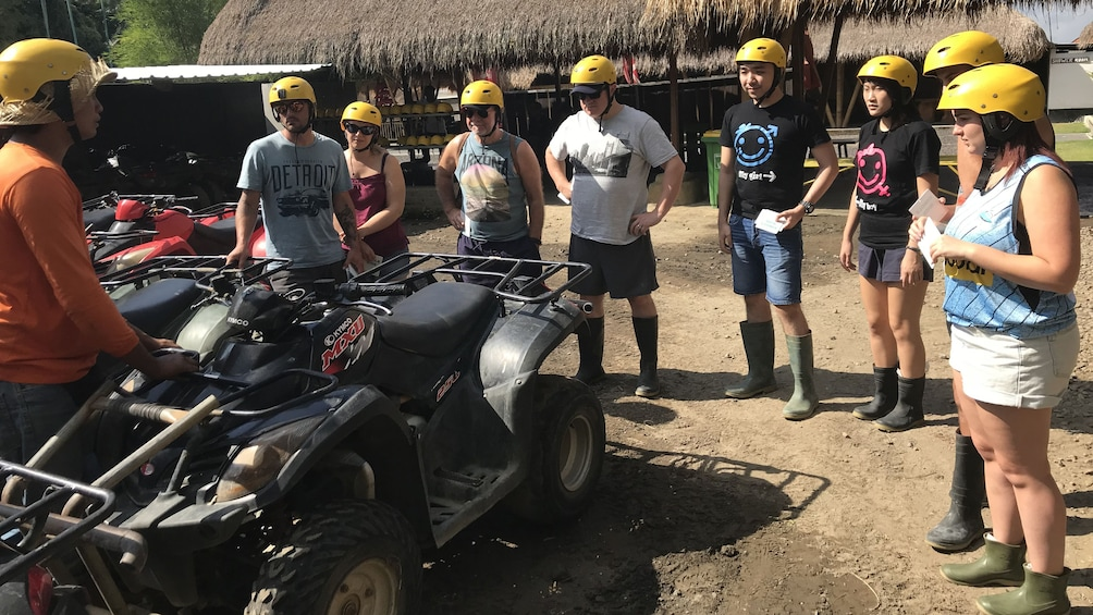 Show item 3 of 10. Bali Quad Bike Adventure Tour Including full Hotel Transfer