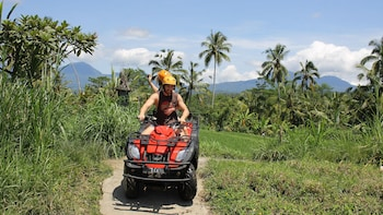 Bali Quad Bike Adventure Tour with Private Hotel Transfers