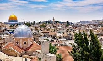 Jerusalem and Bethlehem Day Tour from Jerusalem