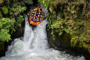 Whitewater Rafting on the Kaituna River