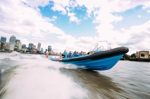 Thames Jet: Speedboat River Thames Experience
