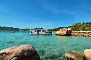 4 Islands Tour on Nha Trang Bay
