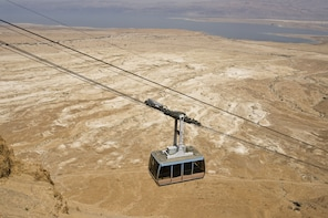 Masada and Dead Sea Day Tour from Jerusalem