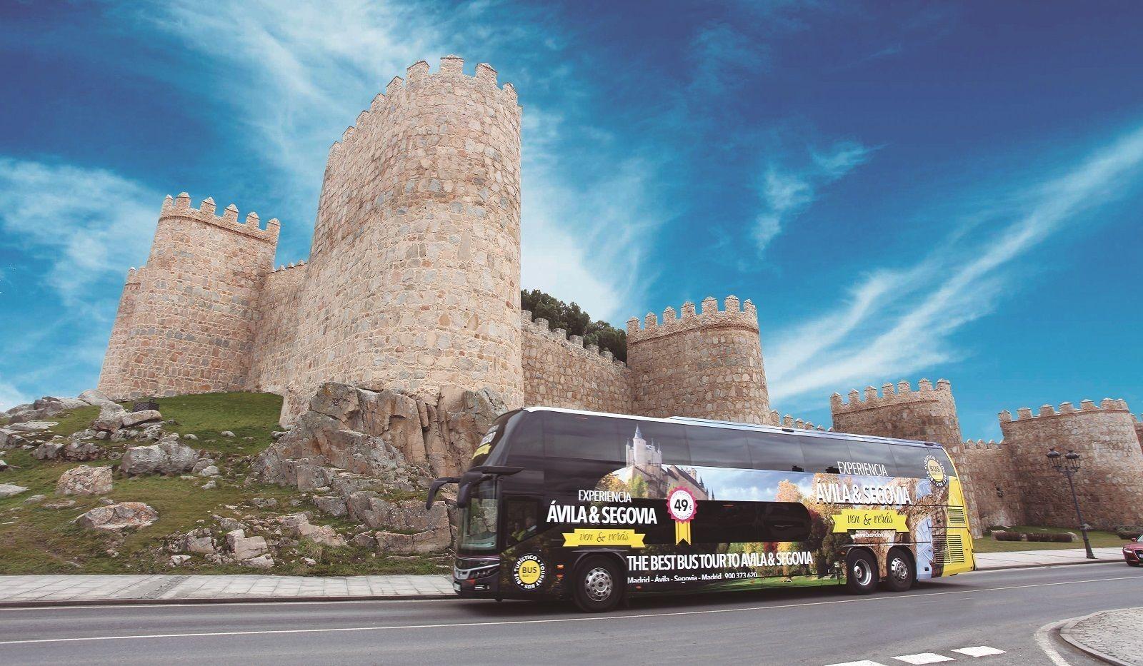 Full Day Tour to Segovia & Avila with Walking Tours