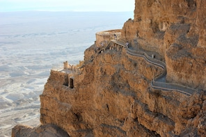 Masada and Dead Sea Day Tour from Tel Aviv