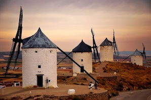 Toledo Day Trip & Don Quixote Windmills with Expert Guide