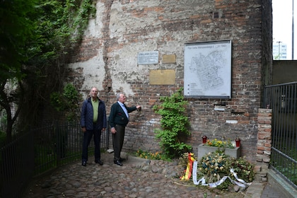 Private Tour: Historic Warsaw by Retro Fiat