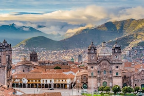 City Tour in Cusco and Visit to Nearby Ruins
