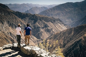 2-Day Colca Canyon Tour from Arequipa