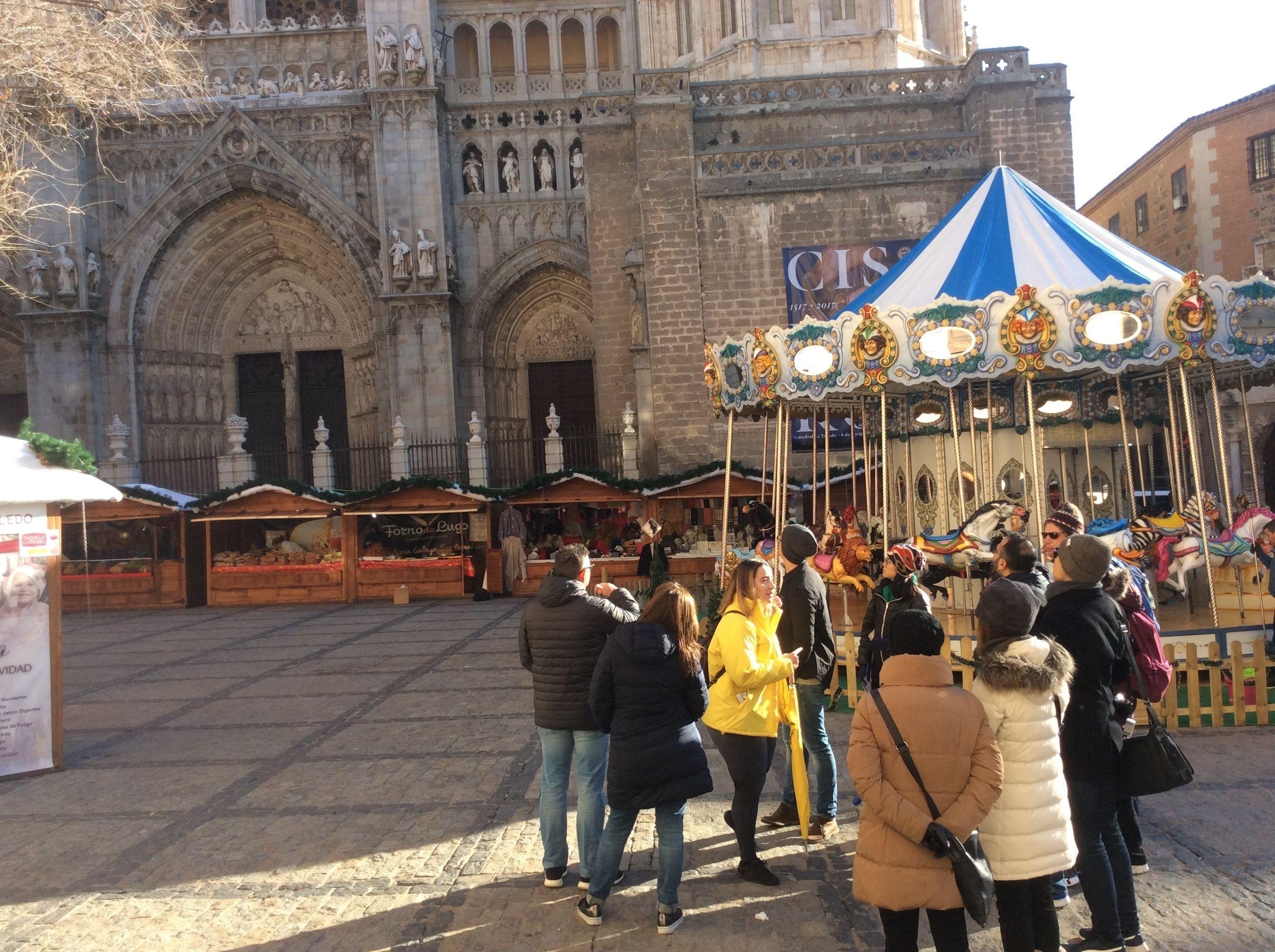 Segovia & Toledo with Fast Track Entry to The Alcazar