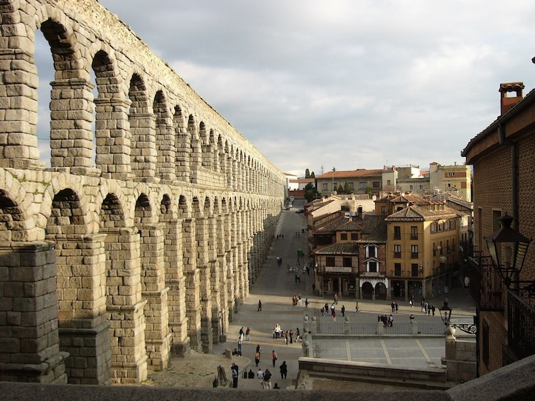 Show item 3 of 9. Toledo & Segovia with Fast Track Entry to The Alcazar