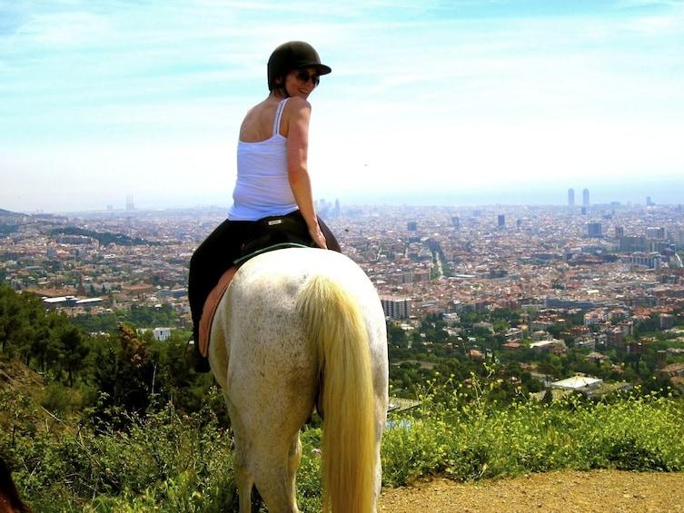 Show item 5 of 5. Horse Riding Tour in Natural Park + Wine Tasting in Penedès