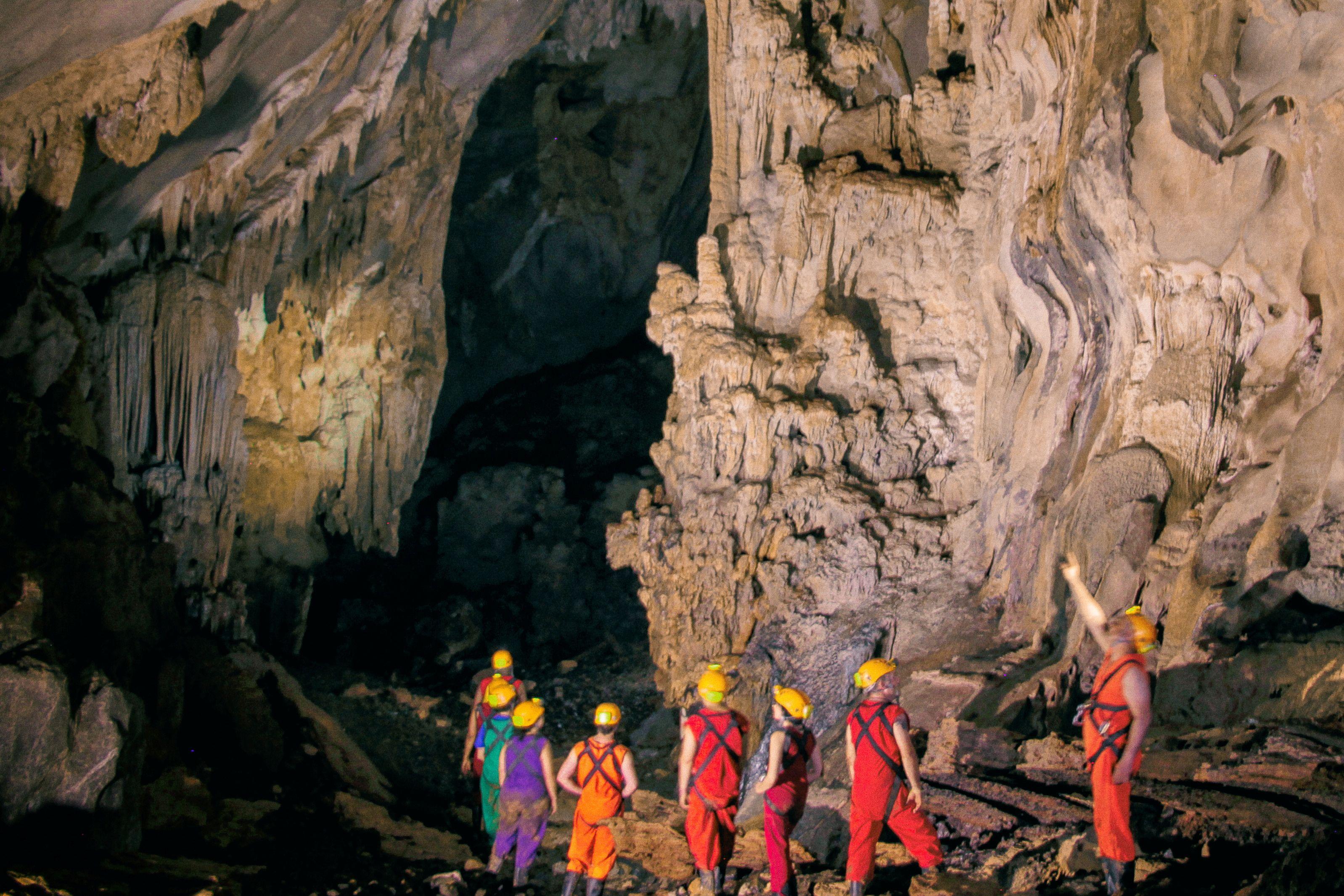 Cueva Fun Fun Full Day Adventure Combo