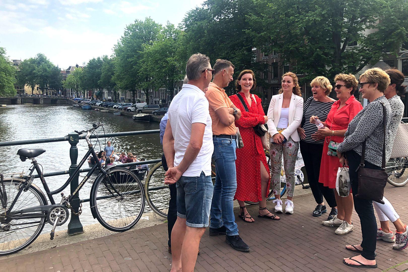 Amsterdam: 2.5 Hour City Center Walking Tour