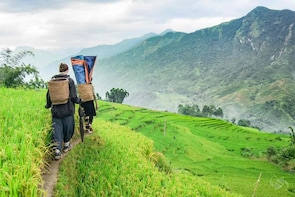Walking the Hidden Trail to a Red Dao Village from Sapa