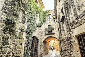 Girona at your Own Pace with Guided Walking Tour