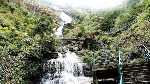 Silver Waterfalls Sapa