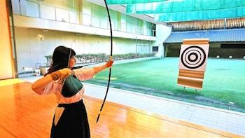 Kyudo (Japanese Archery) Experience in Hiroshima