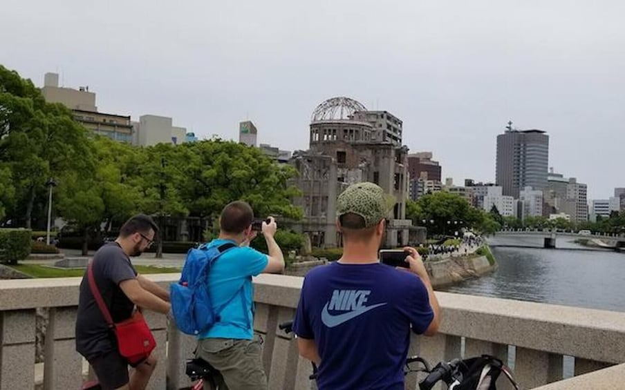 Hop on a E.Bike and Explore and Learn of Hiroshima