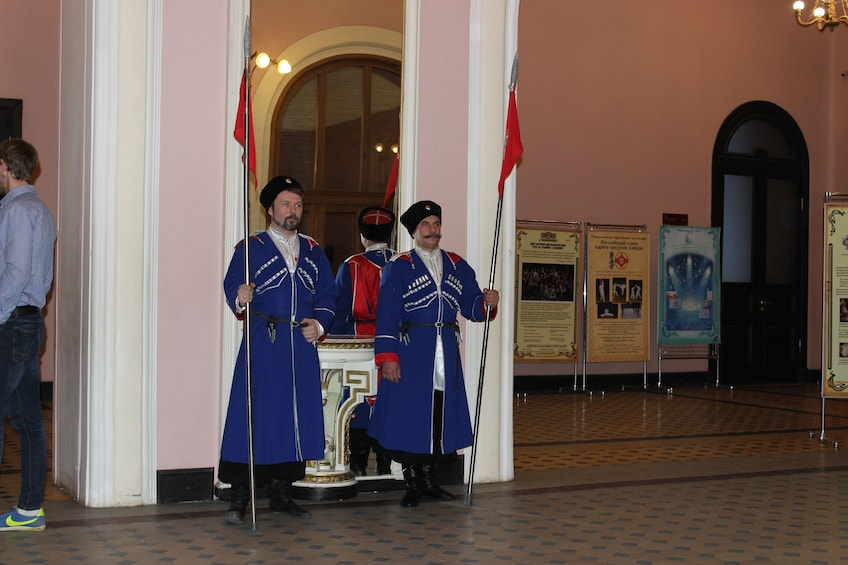 Show item 5 of 6.  Russian Cossacks Show