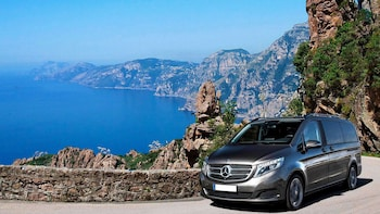 Private Tour of Positano and Amalfi Coast with Driver