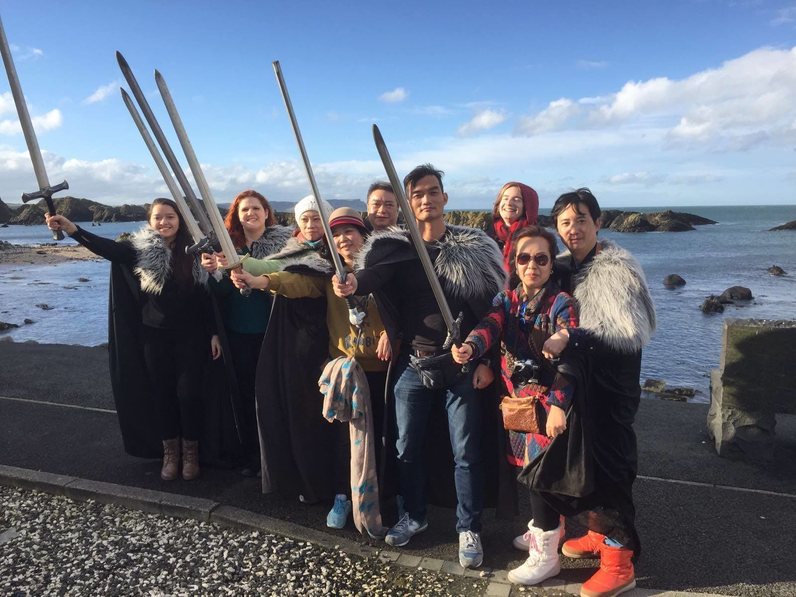 Game of Thrones Full Filming Locations With Giants Causeway