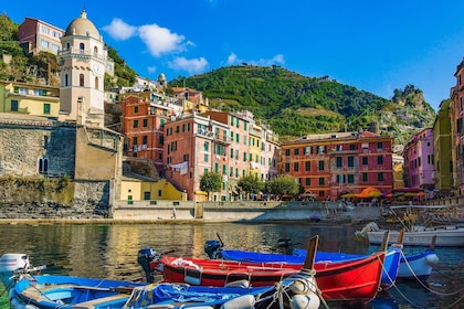 Cinque Terre Tour from Lucca