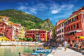 Cinque Terre & Portovenere from Lucca