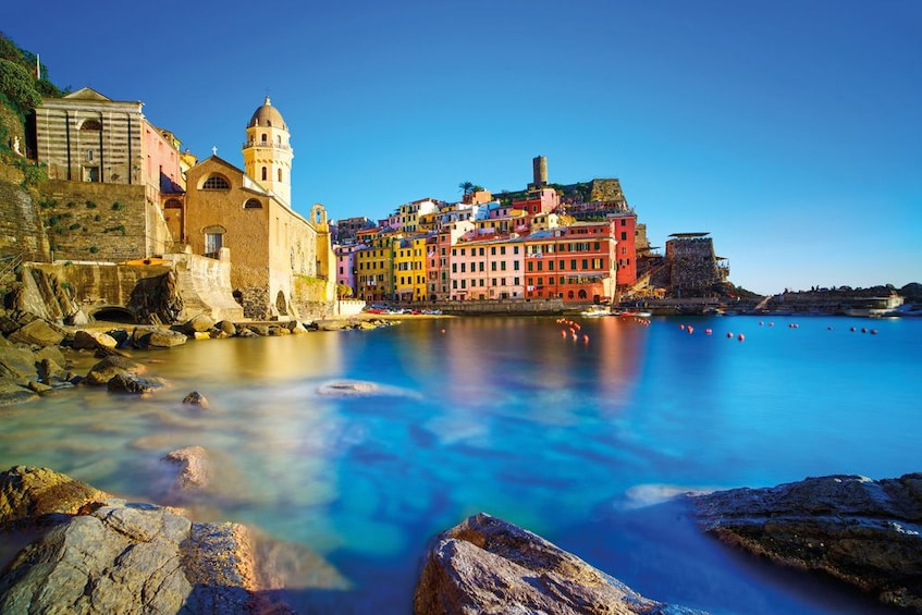 Show item 2 of 9. Vernazza, Italy