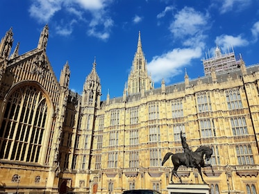 Palaces & Parliament. 3hr Private tour of Westminster!