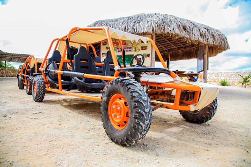 Show item 10 of 10. Flintstones Buggy Adventure - Punta Cana