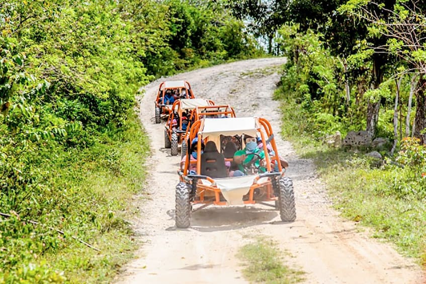 Show item 4 of 10. Flintstones Buggy Adventure - Punta Cana