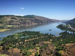 Full-Day Columbia River Gorge Tour from Portland