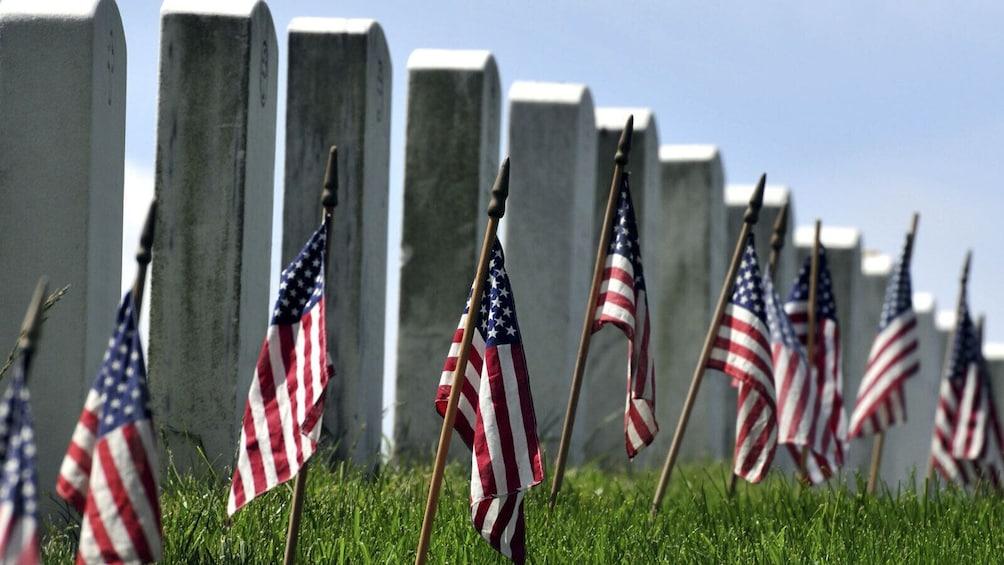 Show item 1 of 10. Arlington National Cemetery & DC Highlights Tour