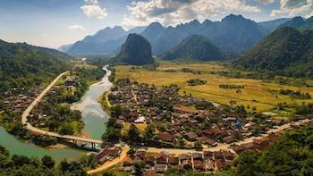 Full Day Phou Khao Khouay Experience