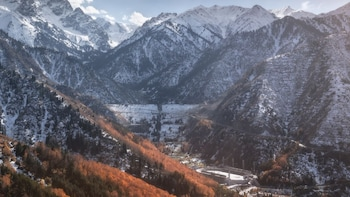 Almaty Mountain Surroundings Tour