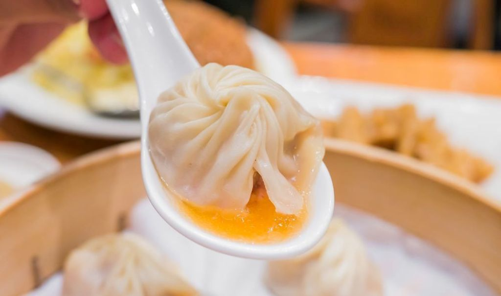 Din Tai Fung Meal Voucher