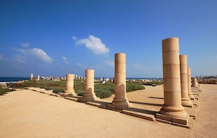 Caesarea, Haifa and Acre Day Tour from Tel Aviv