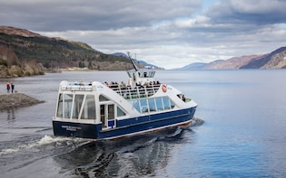 1-Day Loch Ness, Glencoe, Highlands & Whisky Tour