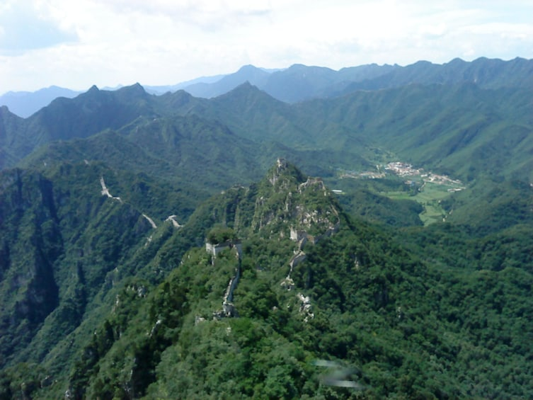Show item 3 of 6. Great Wall at Mutianyu Section One Day Tour with Lunch