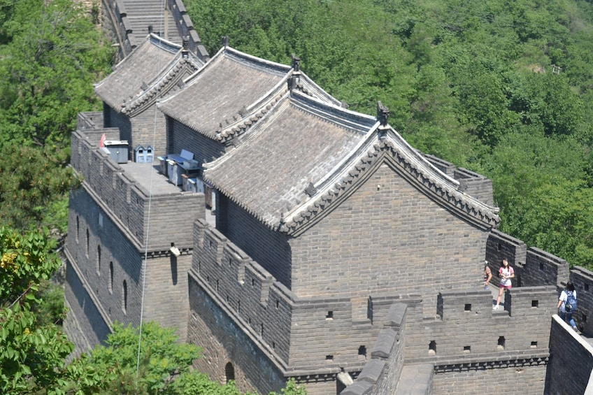 Show item 4 of 6. Great Wall at Mutianyu Section One Day Tour with Lunch