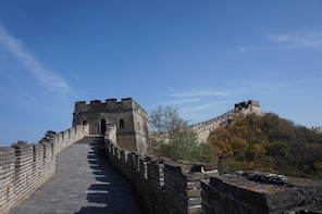 Great Wall at Mutianyu Section One Day Tour with Lunch