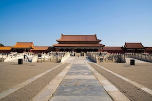 Forbidden City, Temple of Heaven, Summer Palace, TAM Square