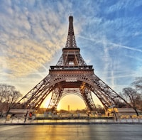 Eiffel Tower Tour with Summit Option