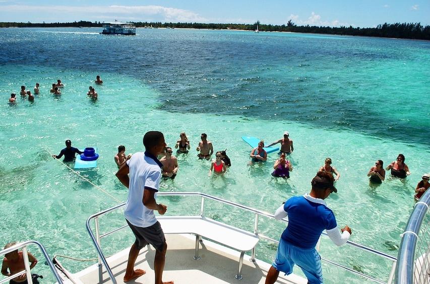 Breakers Premium Catamaran Adventure
