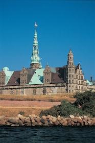 Kronberg Castle in Denmark
